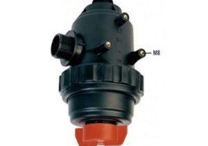 """Фільтр Geoline всмоктуючий з клапаном 180 л/хв  1"""" 1/2 М"""