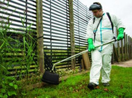 Спеціальний садовий обприскувач Micron Herbidome