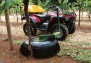 Спеціальний садовий обприскувач Micron Undavina