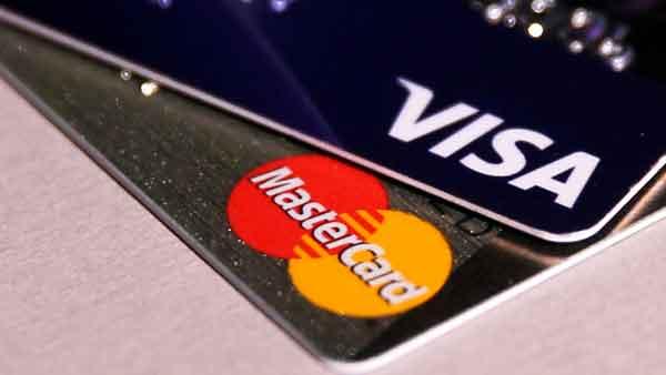 visa master - Контакти